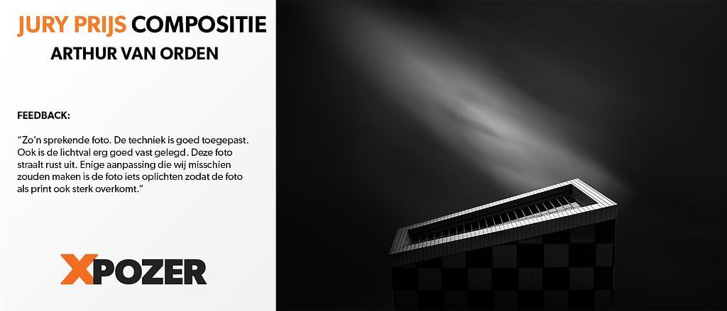 Fotowedstrijd Creatieve Compositie Arthur van Orden