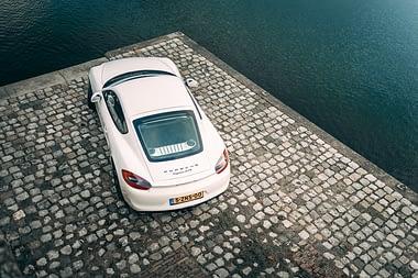 Race naar de beste autofoto
