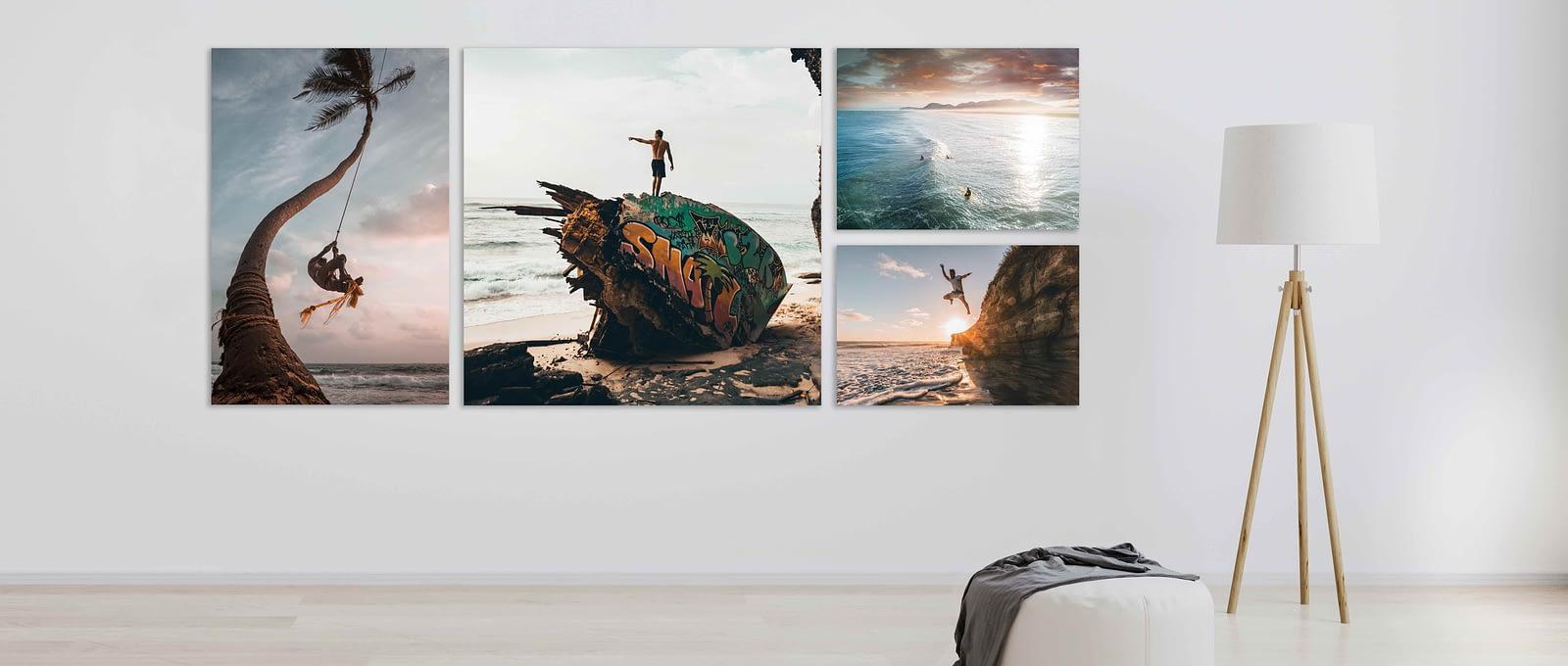 Xpozer-collage grid