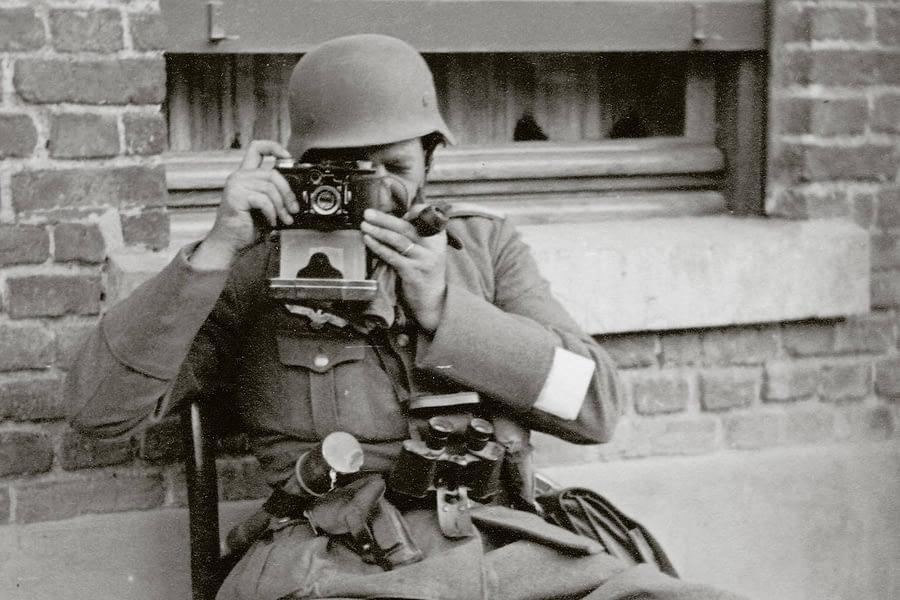 fotografie tijdens oorlog en bevrijding