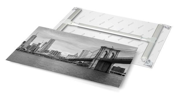 maandelijkse foto wedstrijd print + frame